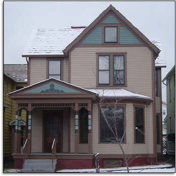 house image - Historic House Colors
